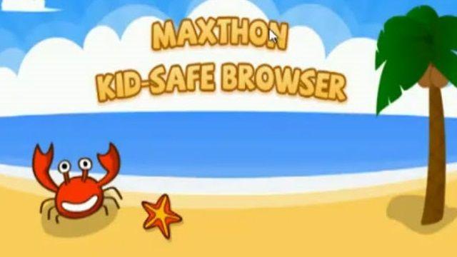 Maxthon Kid Safe Web Browser Tanıtım Videosu