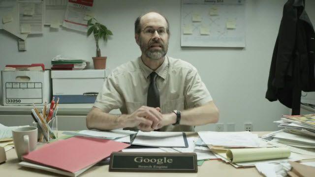 Google İnsan Olsaydı Nasıl Olurdu?
