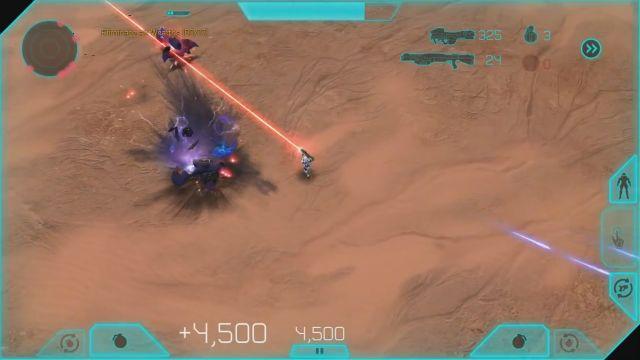 Halo: Spartan Assault Tanıtım Videosu