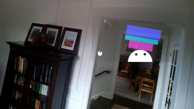 Google Glass Oyunları Görücüye Çıktı