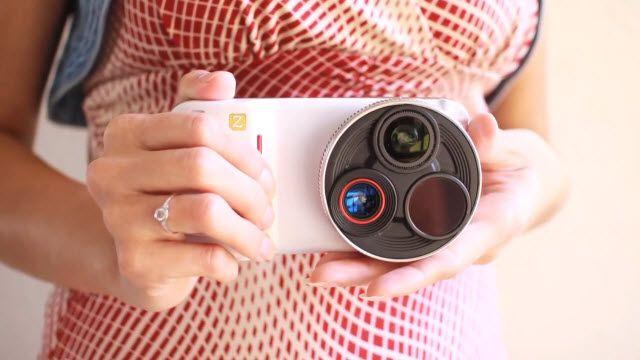 Samsung Galaxy S4 için Ztylus Akıllı Telefon Kamera Kiti Tanıtım Videosu