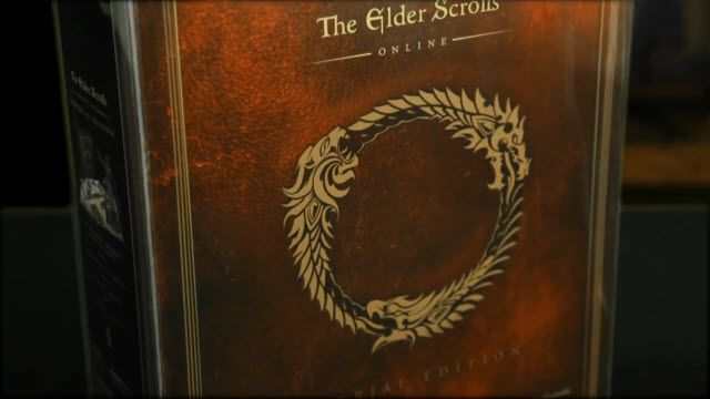 The Elder Scrolls Online Imperial Edition Kutu Açılışı