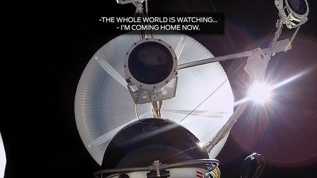 GoPro'dan Felix Baumgartner'lı Super Bowl Reklamı