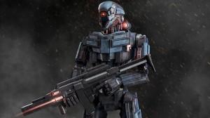 Amerikan Ordusu'na Robot Askerler Katılıyor!