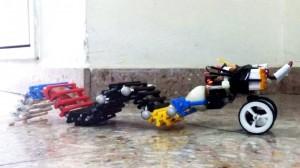Solucan Gibi Hareket Eden Robot Üretildi
