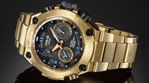 Casio'dan Koleksiyonerlere 34 Bin TL Değerinde Eşsiz Bir Saat: G-Shock MR-G