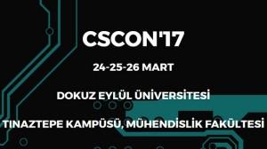 IEEE Türkiye Computer Society Kongresi (CSCON'17) Yarın Başlıyor