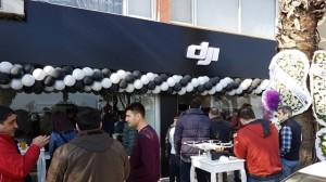 DJI'ın Türkiye'deki İlk Mağazası İzmir'de Açıldı