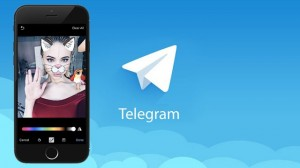 Telegram'a Selfie Maskeleri, Stickerlar ve GIF Özellikleri Geldi