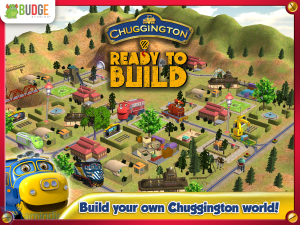 Chuggington Ready to Build