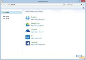 Cloud Explorer