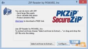 ZIP Reader