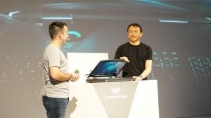 Acer Kavisli Ekrana Sahip Yeni Canavarını Duyurdu