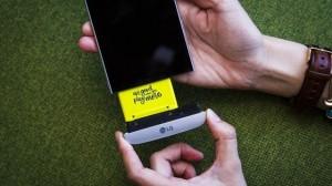 LG G6'da Kulaklık Girişi ve Değiştirilebilir Batarya Olmayacak
