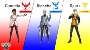 Pokémon GO'da Yer Alan Takımların Liderleri Ortaya Çıktı