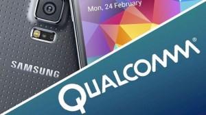 Qualcomm, Samsung'un Kendi İşlemcilerini Satmasını Engelliyor