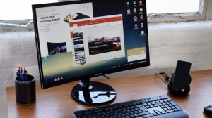 Samsung Galaxy S8 Masaüstü Bilgisayar Görevi de Görecek