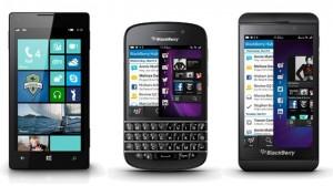 Windows Phone ve BlackBerry İçin Uygulama Yapmayı Bırakabilirsiniz