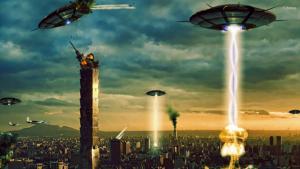 Türkiye Güne UFO Saldırısı ve Uzaylı İstilası ile Başladı