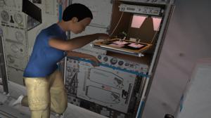NASA'nın Yeni Astronot Simülatöründe Bir Uzay Çiftçisi Oluyoruz
