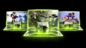 Nvidia Dizüstü Bilgisayarları Coşturacak Yeni Grafik Çiplerini Tanıttı