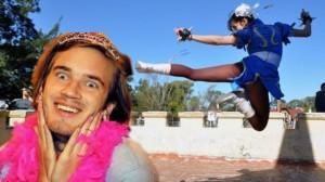 PewDiePie'a Bir Uçan Tekme de YouTube ve Google'dan Geldi!