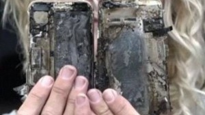 Yanan iPhone 7 Nedeniyle Pantolonundan ve Arabasından Oldu!