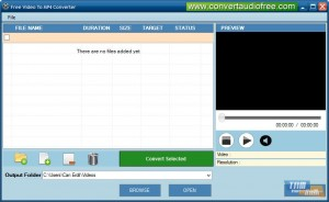 Free Video To MP4 Converter