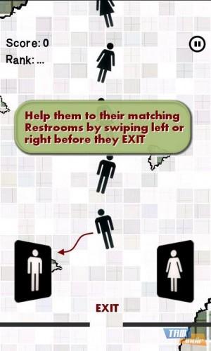 Restroom Panic