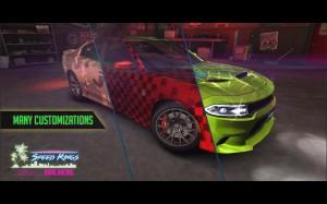 Speed Kings: Drag Racing