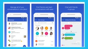 Hoş Geldin Android Messages, Güle Güle Google Messenger