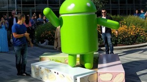 Android N'in İsmi Android Nougat Oldu!