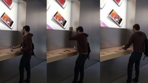Apple Store'u Dağıtan Çılgın Tüketicinin Cezası Belli Oldu