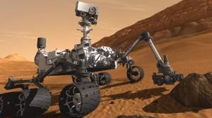 Mars Yüzeyinde Dolaşan Böcek Görüntüsü İnterneti Sallıyor