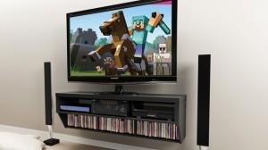 Müjde! Minecraft Artık TV Üzerinden Oynanabilecek