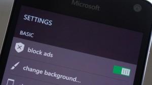 Opera Windows 10 Mobile İçin Reklam Engelleme Özelliğini Aktif Etti