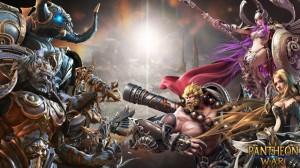 Pantheon War Pandora'nın Kutusu Yeni Sunucularını Açtı