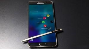 Samsung Galaxy Note 6 Dizüstü Bilgisayarlarının Çoğundan Daha İyi