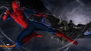 Yeni Spider Man Tanıtımına Biraz Iron Man mi Karışmış?