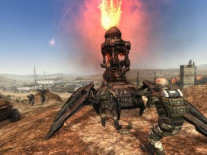 Enemy Territory: Quake Wars Demo