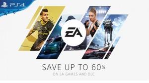 EA Oyunları PlayStation Store'da İndirime Girdi