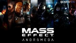 Mass Effect: Andromeda'nın Yeni Bir Oynanış Videosu Yayınlandı