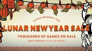 Steam'de 12 Şubat'a Kadar Büyük İndirimler Var