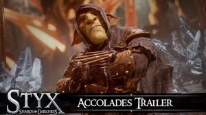Styx: Shards of Darkness'ın Eğlenceli Yeni Bir Videosu Yayınlandı