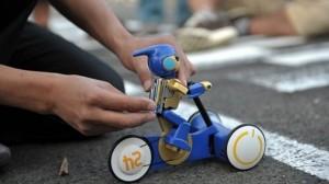 Yaptıkları Robotlarla Yarıştılar, Eğitim Bursunu Kaptılar