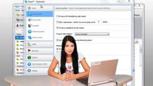 Sesli ve Görüntülü Konuşma Programı Skype
