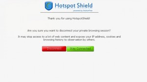 Hotspot Shield Açma ve Kapatma