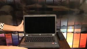 HP Pavilion G6-1085ST Dizüstü Bilgisayar Kutu İçeriği