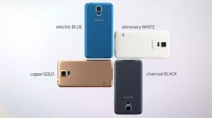 Samsung Galaxy S5 Resmi Tanıtım Videosu