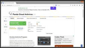 Yeni Tamindir'den Firefox ile Program İndirme